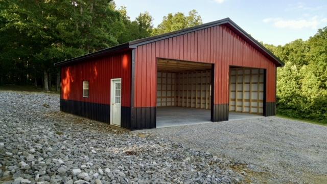custom garage and workshops