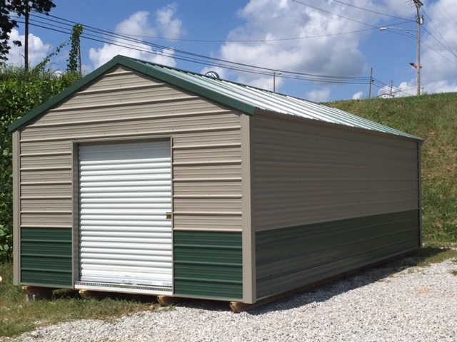 5 Reasons to Buy a Portable Garage from Yoder's Dutch Barns