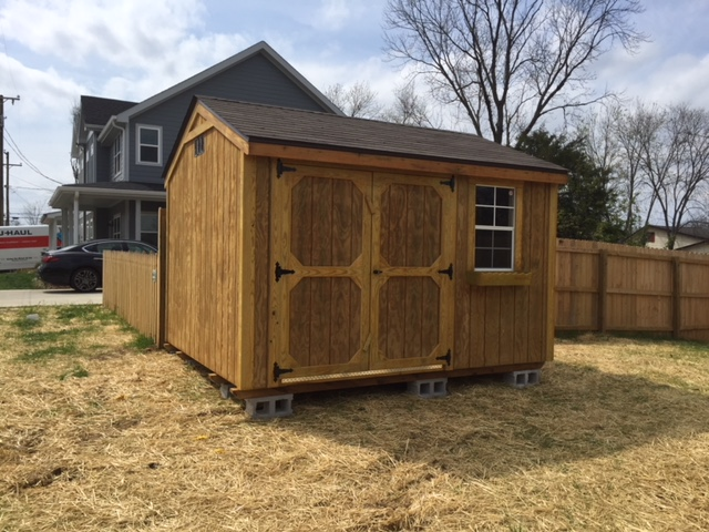 portable garden storage shed
