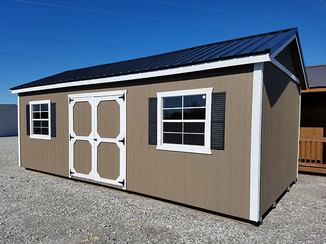 Our Storage Sheds Can Be Anything You Want Them to Be!