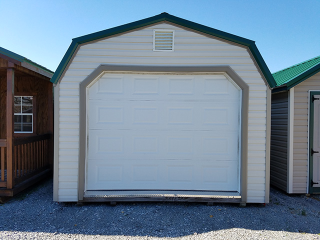 portable metal garage