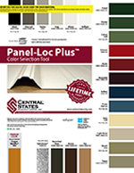 metal roofing colors pdf brochure