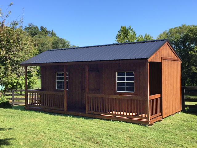 kentucky style cabin