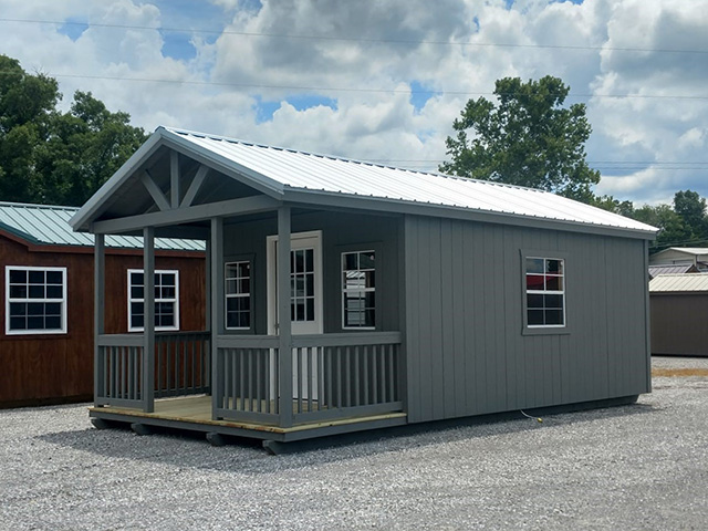 Why Buy Your Portable A-Frame Cabin from Yoder's Dutch Barns?