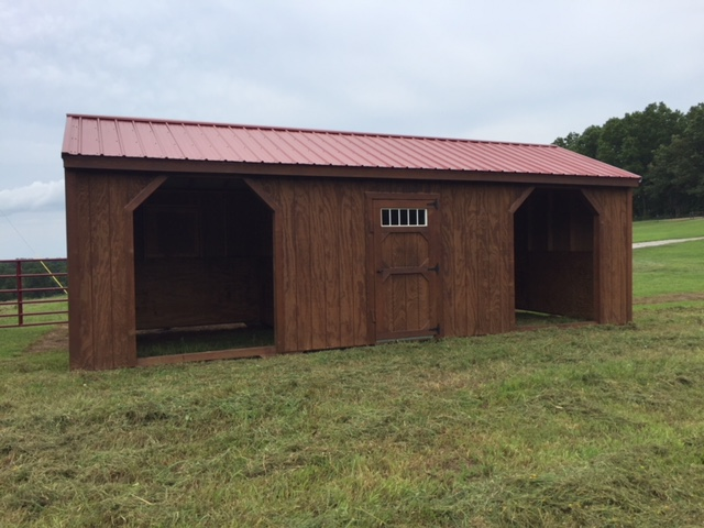 Fall Is the Perfect Time to Order a Horse Barn