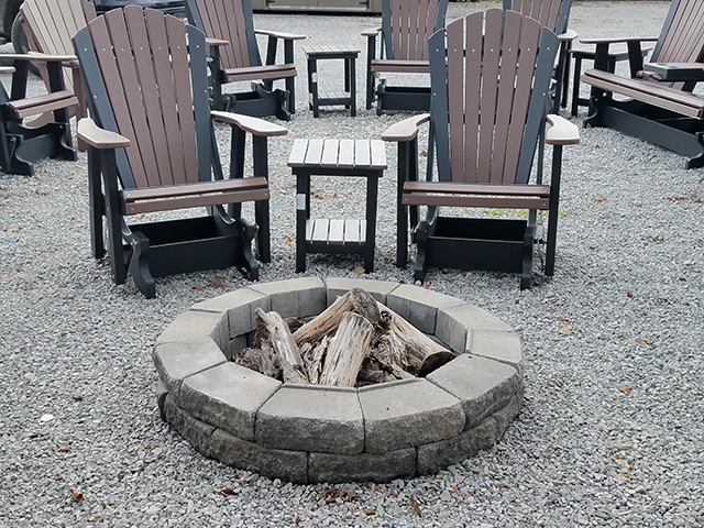 Fall is the Perfect Time of Year to Enjoy Outdoor Furniture