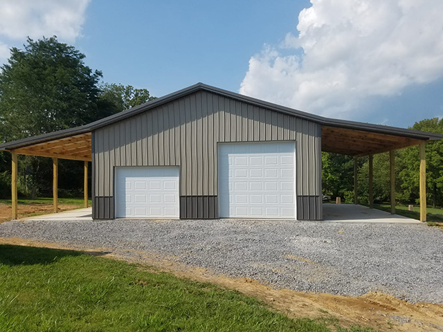 Winter Is Coming—Get Ready with Our Custom Garages