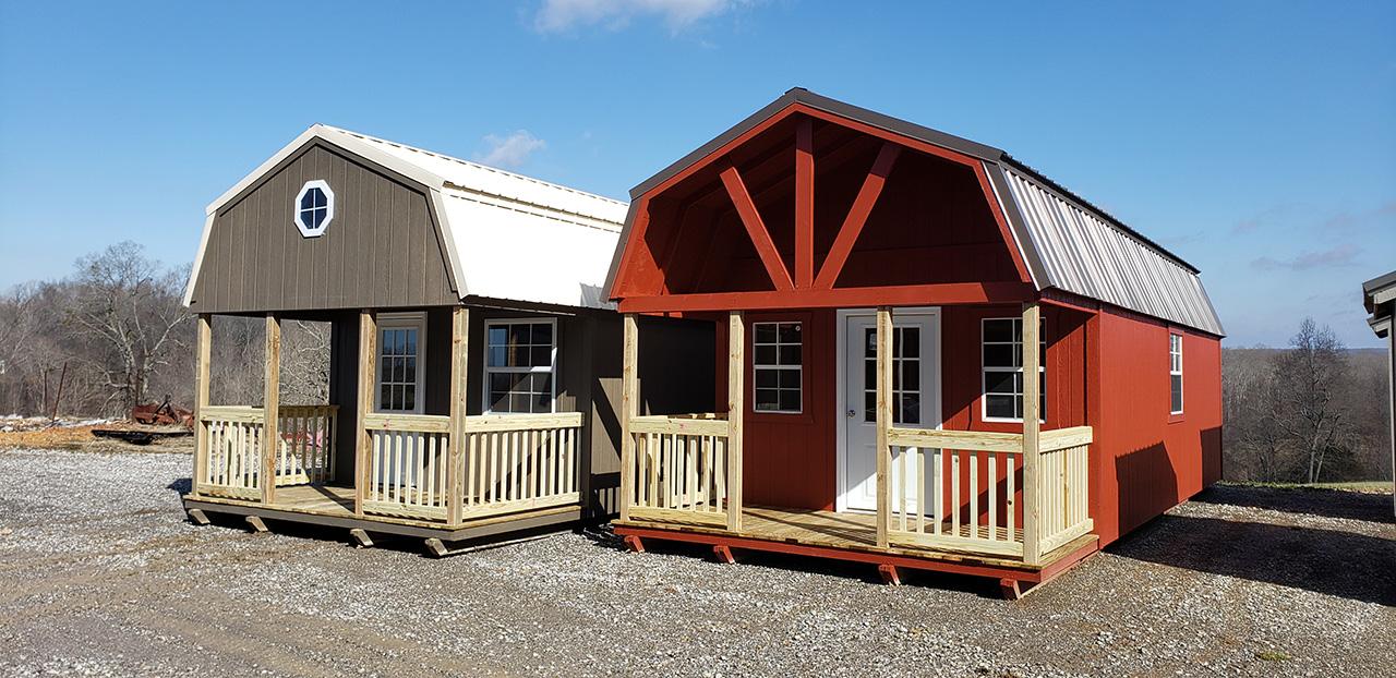 YDB lofted barn cabin, 20200127_110231