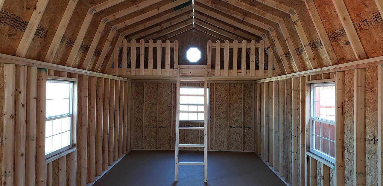 YDB lofted barn cabin interior, 20200127_112023