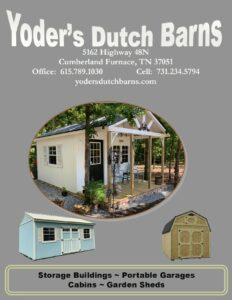 Download Yoders Dutch Barns Brochure